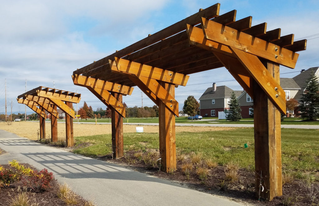 Landscape Architecture Amenity Design Harmony