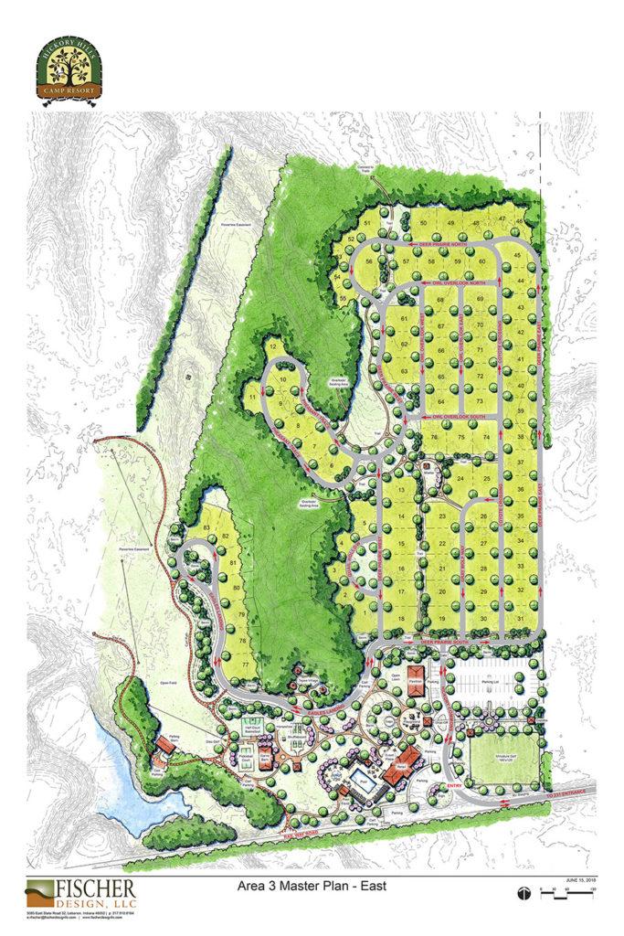 retreat at hickory hills_master_plan