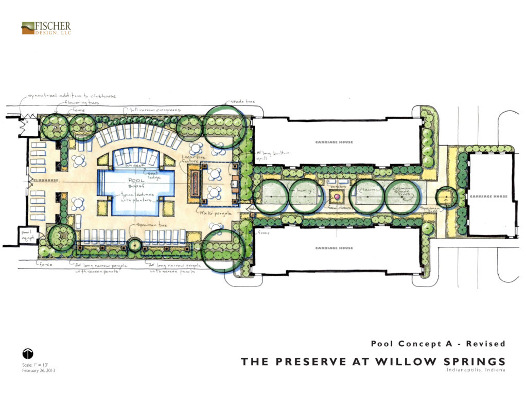 the preserve at willow springs_amenity_area_design