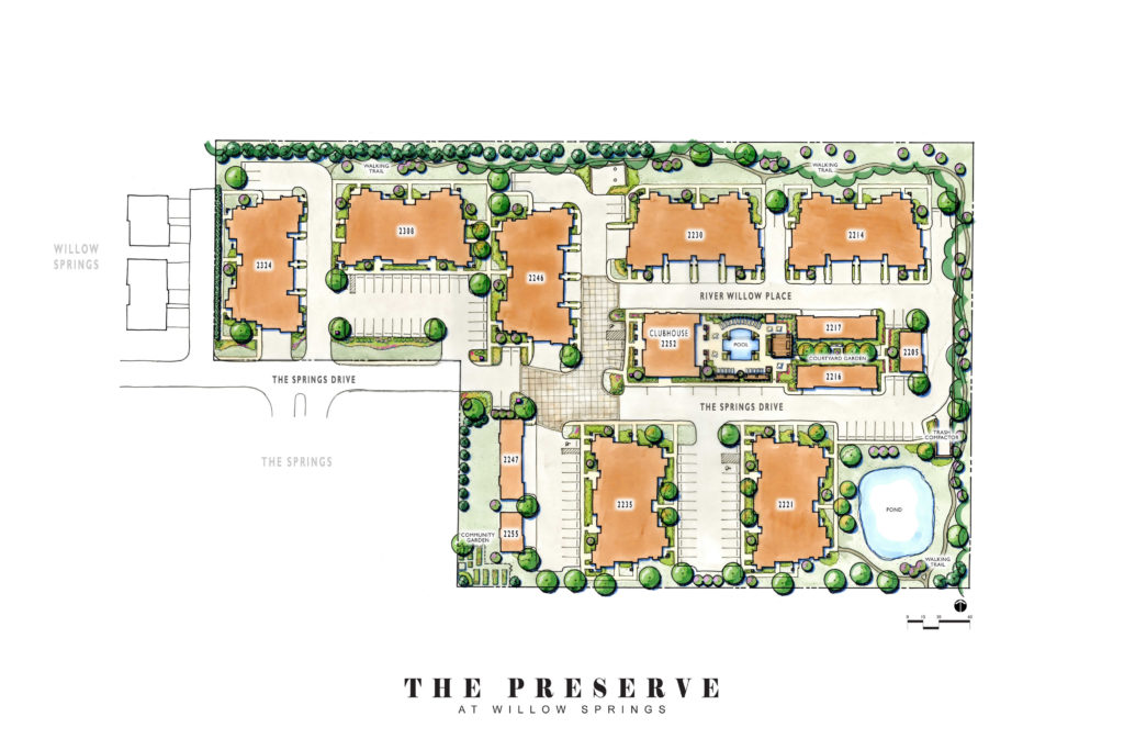 amenity_design_the preserve at willow springs