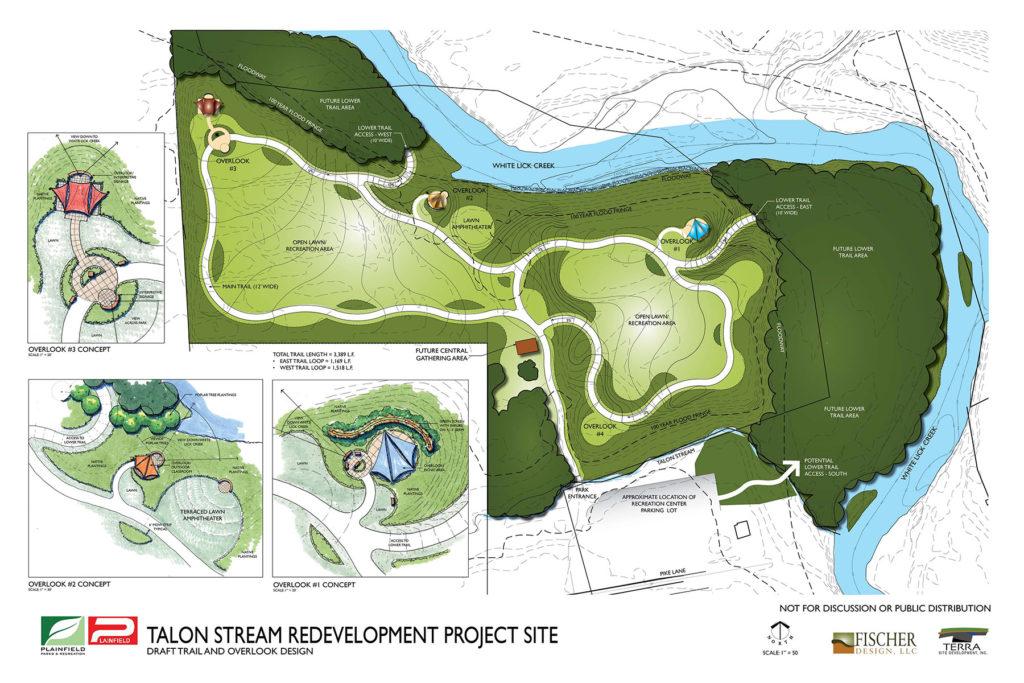 Park Design Talon Stream